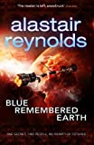 Alastair Reynolds Blue Remembered Earth (Poseidons Children 1)
