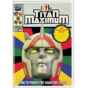 Titan Maximum: Season One movie