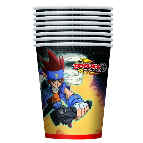 Beyblade 9 oz. Paper Cups - 1