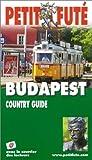 echange, troc Guide Petit Futé - Budapest