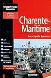 echange, troc Collectif - Encyclopédie Bonneton : Charente-maritime
