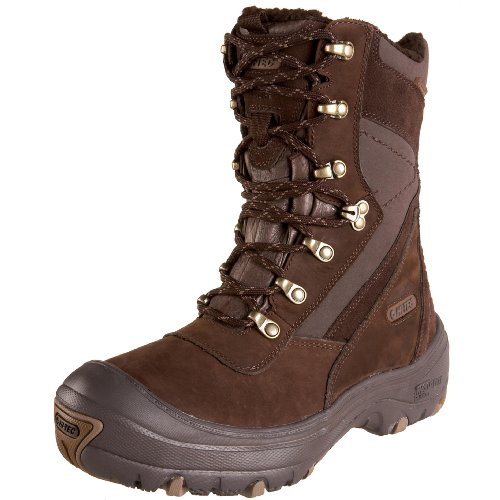 Hi-Tec Men's V-Lite Eiger Lace 200 Insulated Boot,Dark Chocolate/Brown/Taupe,14 M US