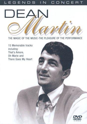 Dean Martin - Legends In Concert [DVD]