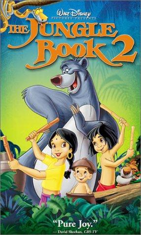 Jungle Book 2 [VHS] [Import]