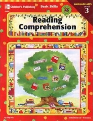 FRANK SCHAFFER PUBLICATIONS READING COMPREHENSION GR. 3