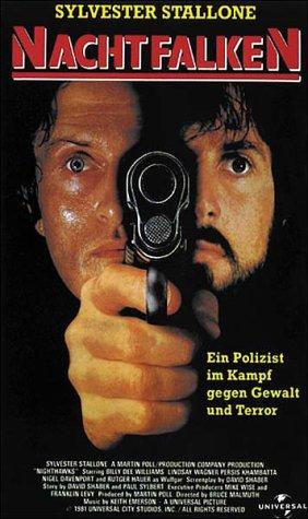 Nachtfalken [VHS]