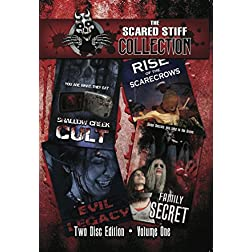 Scared Stiff Collection - Volume 1