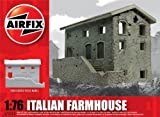 Airfix Italian Farmhouse Building Kit, 1:76 Scale