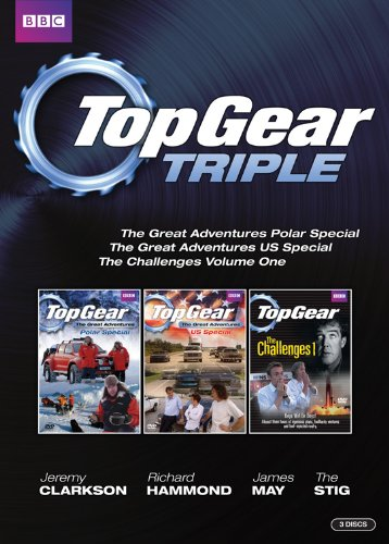Top Gear Triple [DVD]