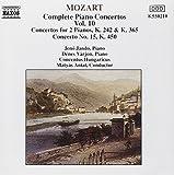 Mozart: Complete Piano Concertos, Vol. 10