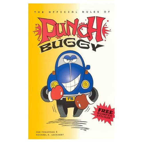Punch Buggy : The Official Rules: Ian Finlayson, Michael