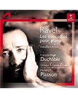 Ravel Concertos Pour Piano