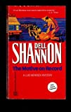 The Motive On Record (Luis Mendoza) (0373260490) by Dell Shannon