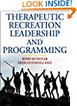 Therapeutic Recreation Leadership and...