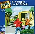 TKKG - Folge 137: Verschleppt ins Tal Diabolo