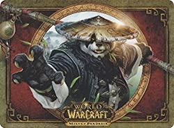 World of Warcraft: Mists of Pandaria Limited Edition Chen Stormstout Mouse Pad