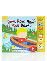 Row, Row, Row Your Boat Sound Book
