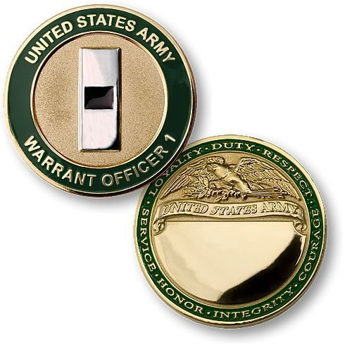 U.S. Army Warrant Officer 1