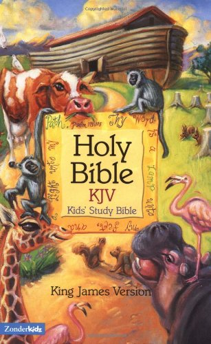 Holy Bible: King James Version - Kids' Study Bible