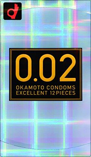 オカモト コンドームズ 0.02 ゼロゼロツー EX 1箱12個入