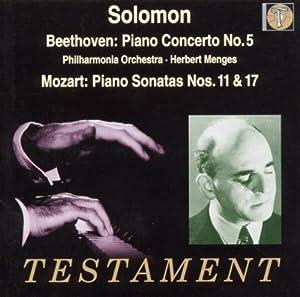 Beethoven: Piano Concerto No.5; Mozart: Piano Sonatas K.331 & 576