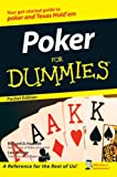 img - for Poker For Dummies Pocket Edition (Pocket Editions) book / textbook / text book