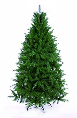 Festive 2.10 m 7 ft Greenland Fir Artificial Christmas Tree by Festive Productions Ltd