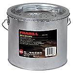 Frabill Galvanized Floating Bucket (2-Piece), 8-Quart