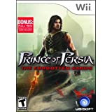 Prince of Persia: The Forgotten Sands - Nintendo Wii ~ UBI Soft