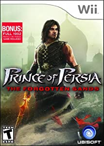Prince of Persia: The Forgotten Sands - Wii Standard Edition