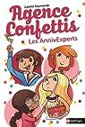 Agence confettis, Tome 1 : Les AnnivExperts par Saumande