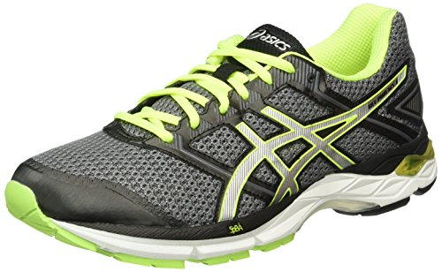 asics-gel-phoenix-8-men-training-running-shoes-grey-carbon-silver-safety-yellow-9-uk-44-eu