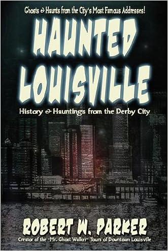 Haunted Louisville