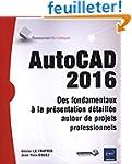 AutoCAD 2016 - Des fondamentaux � la...