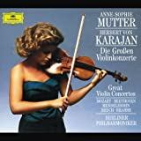 Great Violin Concerti ~ Anne-Sophie Mutter
