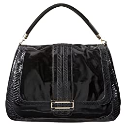 Anya Hindmarch® for Target® Large Python Shoulder Bag - Black : Target from target.com