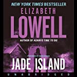 Jade Island: Donovan Series, Book 2 (       UNABRIDGED) by Elizabeth Lowell Narrated by Robin Rowan