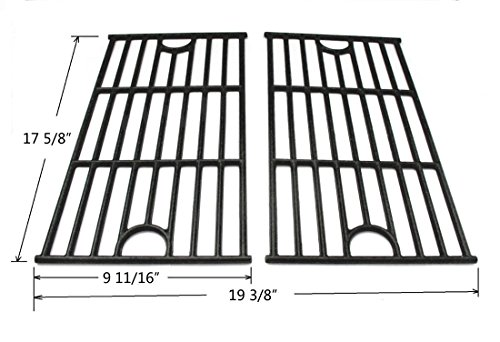 GI1312 Porcelain coated Cast Iron Cooking Grid