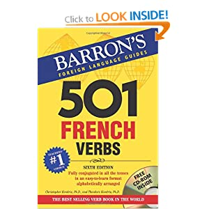 "French Grammar (Barron""s Foriegn Language Guides) Christopher Kendris Ph.D. and Theodore Kendris Ph.D."