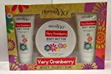 Derma V10 Very Cranberry Body Selection Gift Set