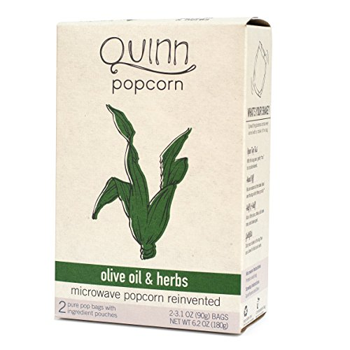 Olive Oil And Herbs Popcorn (6.2 Oz)