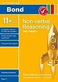Bond 11+ Test Papers Non-Verbal Reasoning Standard Pack 1