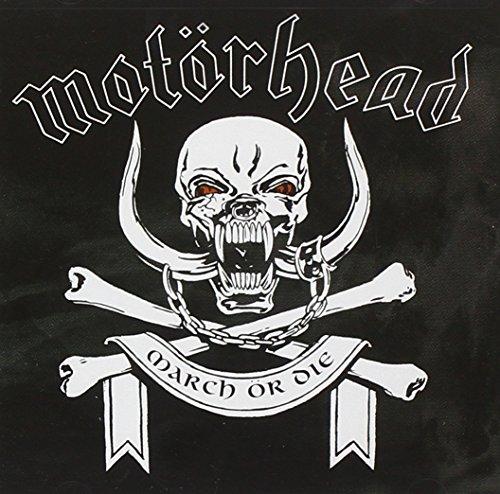 MOTORHEAD - March Or Die (Uk Edition) - Zortam Music