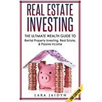Real Estate Investing: The Ultimate Wealth Guide to Rental Property Investing Kindle eBook for Free