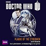 Justin Richards Doctor Who: Plague of the Cybermen