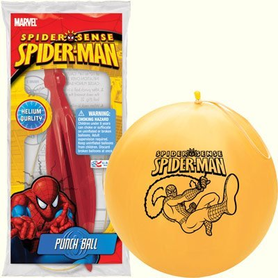"Spider Man 14"" Punch Ball"
