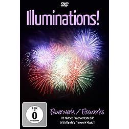 Illuminations! Feuerwerk/Fireworks