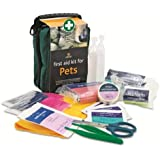 Pet First Aid Travel Camping Kit for Dog or cat