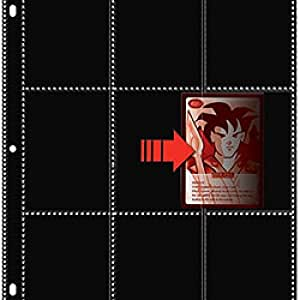 Ultra Pro 18 Pocket Page - 50ct
