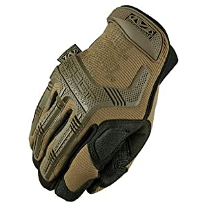 Mechanix Wear US Tactical M-Pact Work Gloves Airsoft Coyote Tan from Mechanix Wear